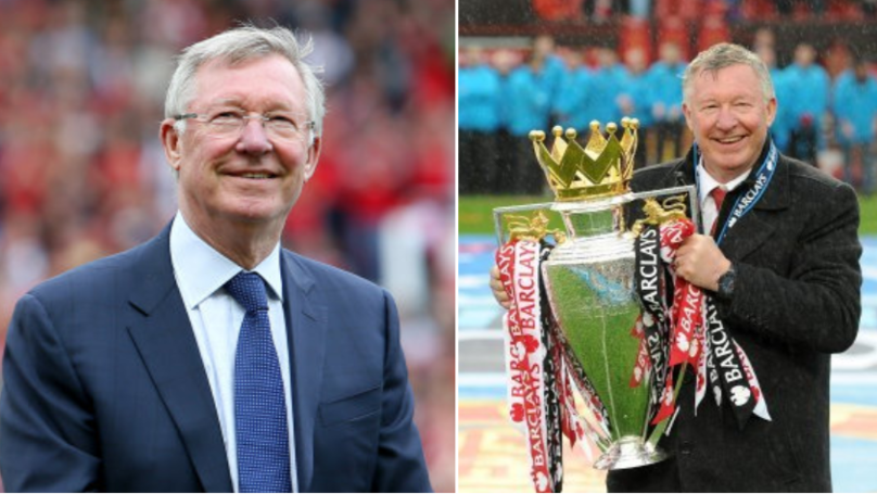 Sir Alex Ferguson To Star In Behind The Scenes Documentary On His Life