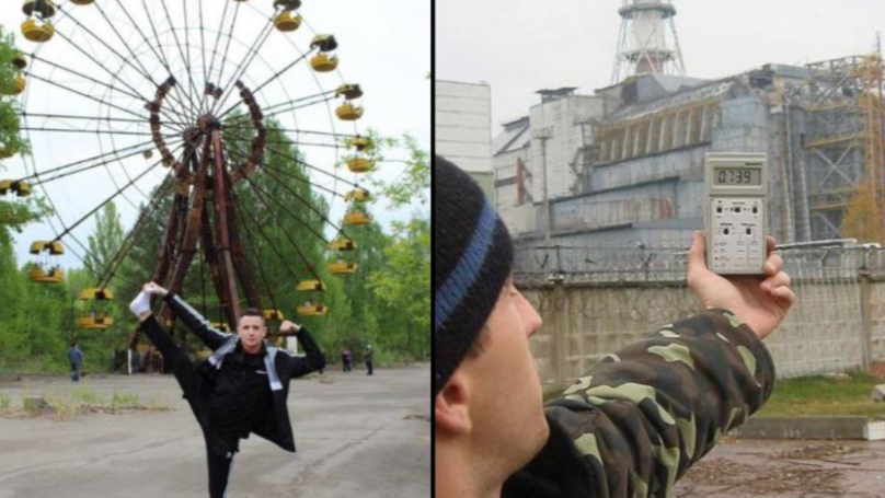 Instagram Influencers Slammed For Insensitive Chernobyl Photos