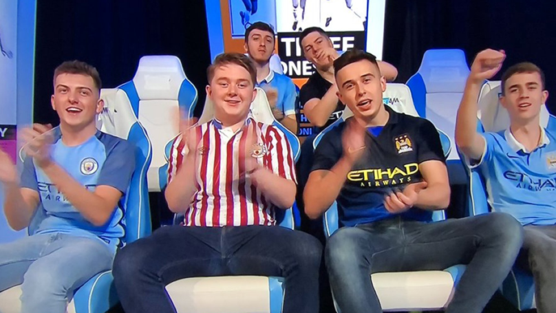 Manchester City Fans Can't Even Fill Out The Soccer AM Allocation