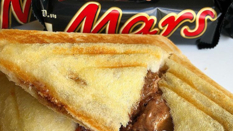 Finally, Your Dreams Of Toasties Full Of Super Noodles And Mars Bars Have Come True