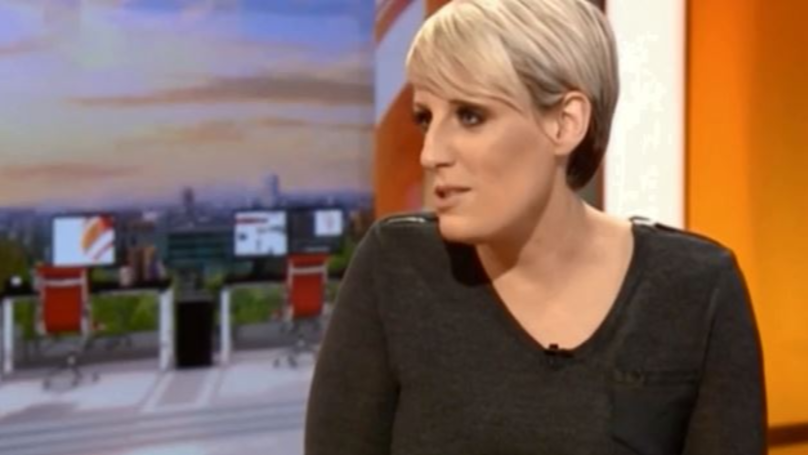 ​Awkward Moment When People Congratulate BBC Presenter On Pregnancy But It's Just A 'Pot Belly'