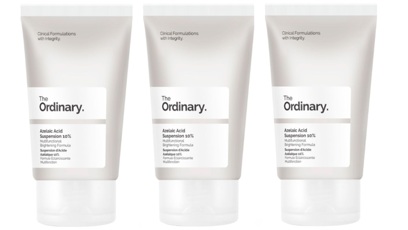 The Ordinary's Azelaic Acid Suspension Hailed For 'Miracle' Acne Banishing Properties