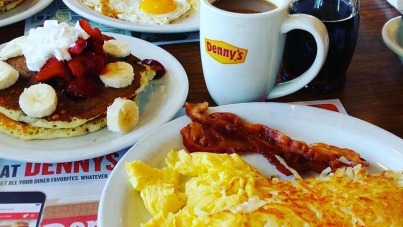 Food Fanatics Rejoice, Denny's Is Hitting The UK