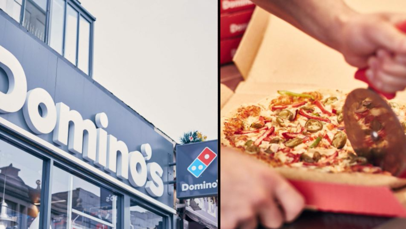 Domino's Is Giving Away 10,000 Free Pizzas