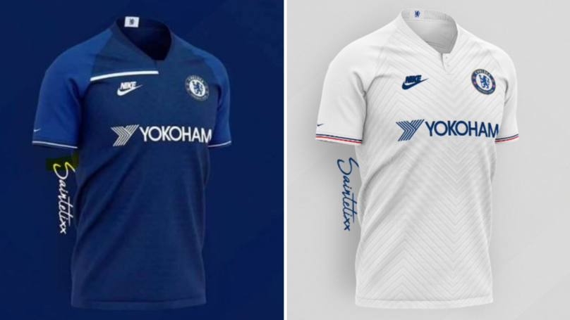 Chelsea's Bold New Nike Kit Has Apparently Been 'Leaked' Online