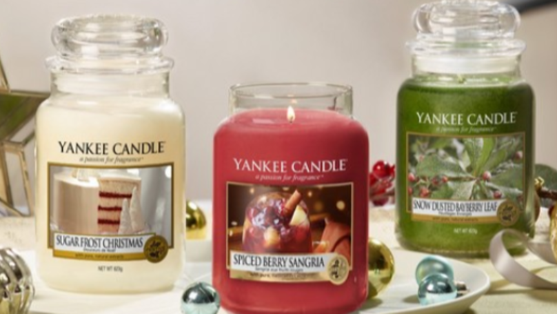 Yankee Candle's Christmas Collection Is A Festive Dream Come True