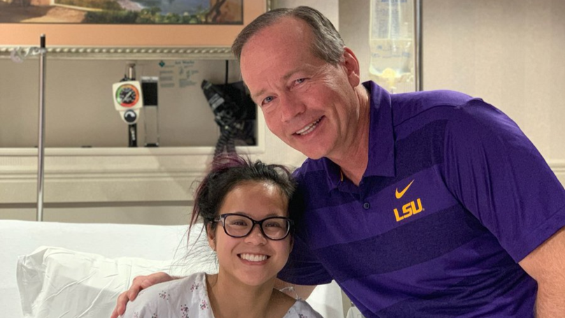 ​Gymnast Samantha Cerio Gets Surgery After Horrific Knee Dislocation