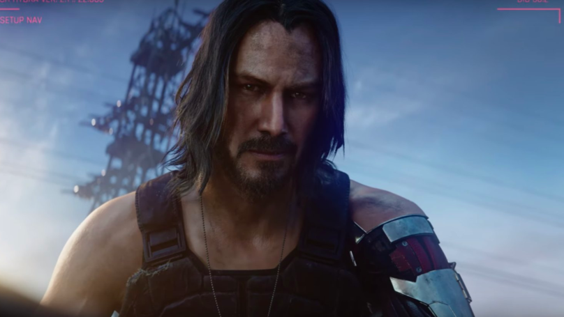 CD Projekt Won't Say You Can't Have Sex With Keanu Reeves In 'Cyberpunk 2077'