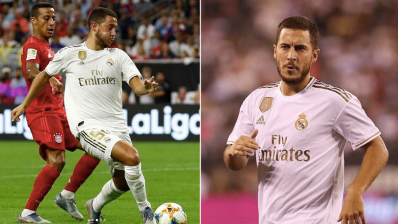Ex-Chelsea Star Eden Hazard 'Arrived At Real Madrid Overweight'