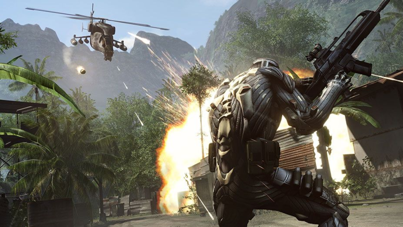 ​The Entire Crysis Series Is Now Backwards Compatible On Xbox One