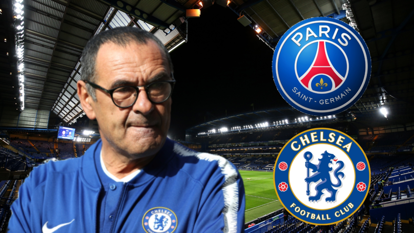 Chelsea Are Preparing To Make A £50m Bid For Paris Saint-Germain Star