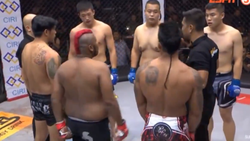 3 Vs 3 MMA Is The Sport We Didn't Know We Needed