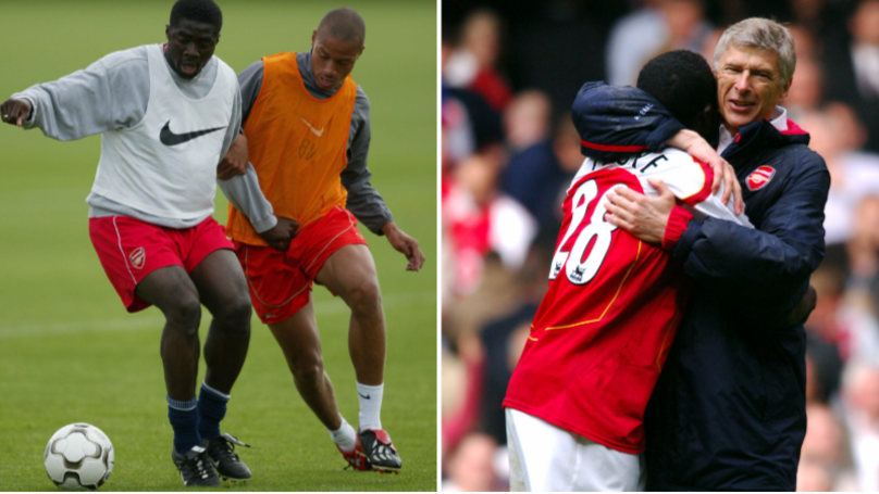 The Story Of Kolo Toure's Trial At Arsenal Is Simply Incredible