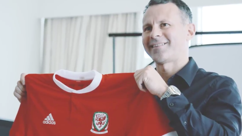 Ryan Giggs Becomes Manager Of Wales