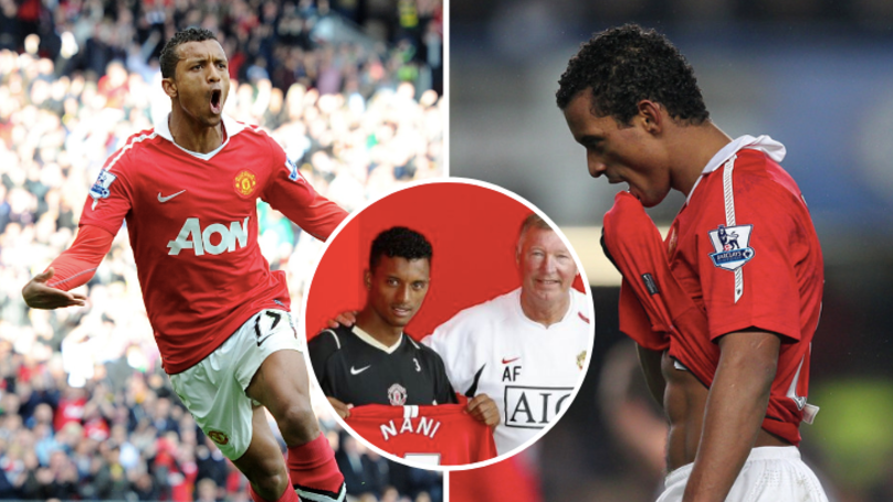 Nani: The Most Frustrating Talent Who Was Unplayable On His Day