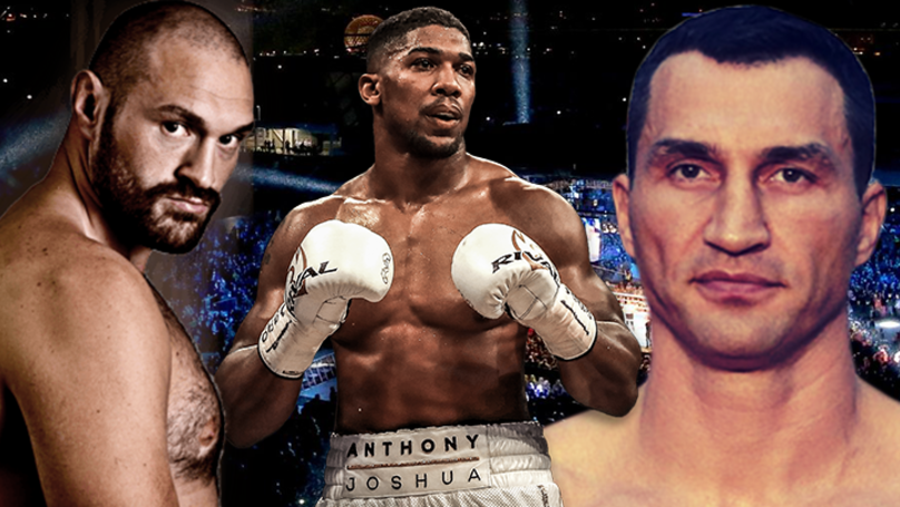 Wladimir Klitschko Is Eyeing Up Rematches With Tyson Fury And Anthony Joshua