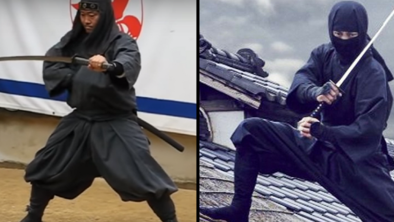 Japan Is Calling For More Ninja Due To Nationwide Shortage