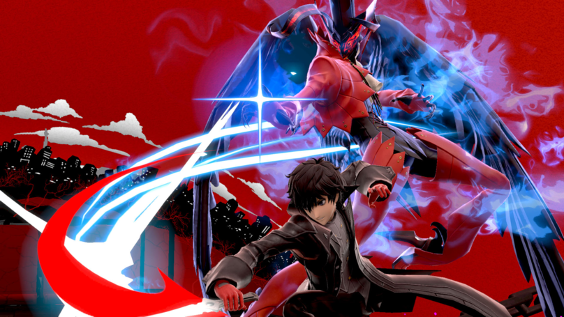 ​'Persona 5' Fighter And Stage Builder Coming To 'Super Smash Bros. Ultimate' Tomorrow