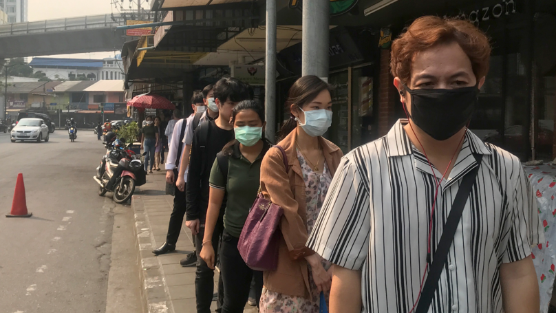 Bangkok Citizens Coughing Up Blood Because Of Thick Smog