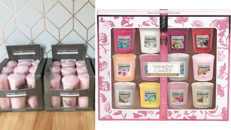 Shoppers Spot 10p Yankee Candles At ASDA Stores