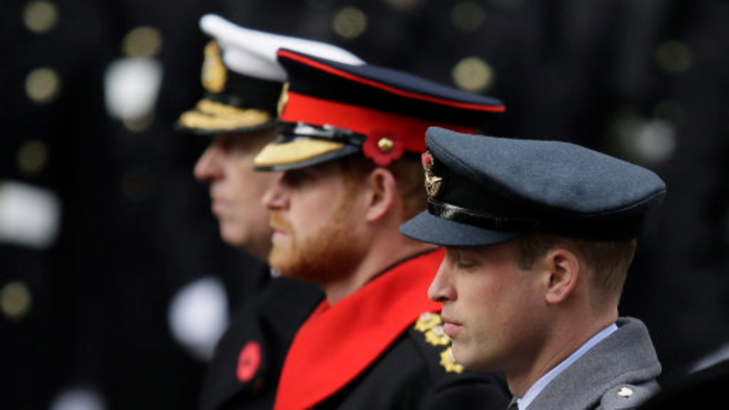 Prince Harry Breaks Military Rules By Sporting A Beard While In Uniform