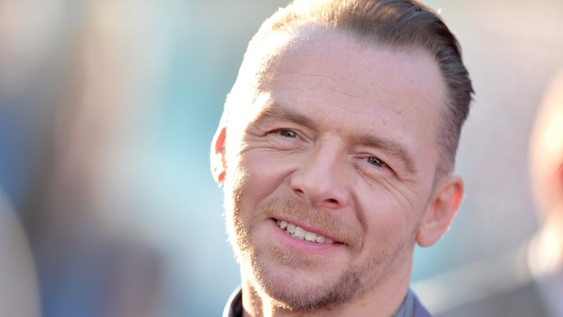 Simon Pegg Opens Up About His Battle With Alcohol And Depression