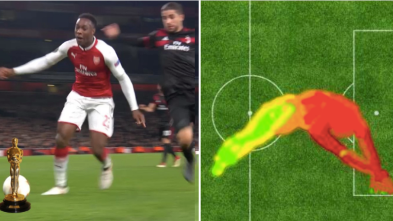 0b88e1dc The Internet Is Full Of Danny Welbeck Memes After He Wins Biggest Dive Of  The Season