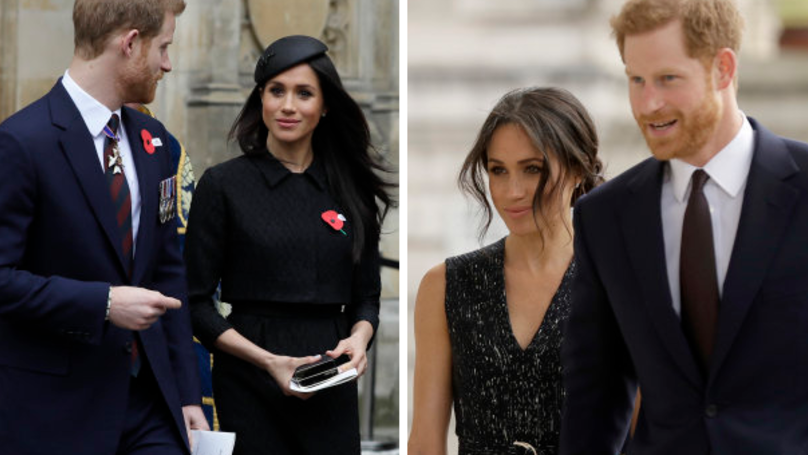 Prince Harry And Meghan Markle Have Chosen Their Bridesmaids And Page Boys