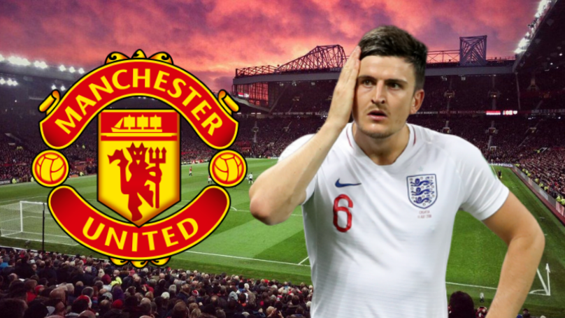 Manchester United Launch Improved £70m Offer For Leicester City Star Harry Maguire