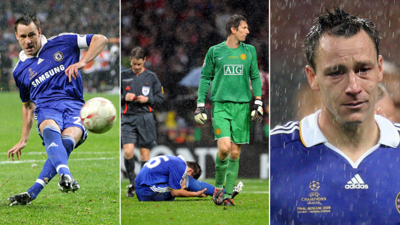 10 Years Ago Today: John Terry Slipped In The Champions League Final