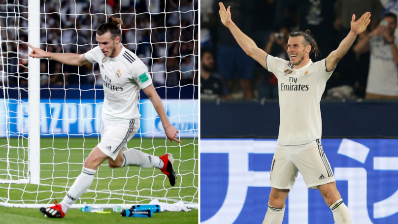 Gareth Bale Scores 11-Minute Hat-Trick For Real Madrid In Club World Cup Semi-Final