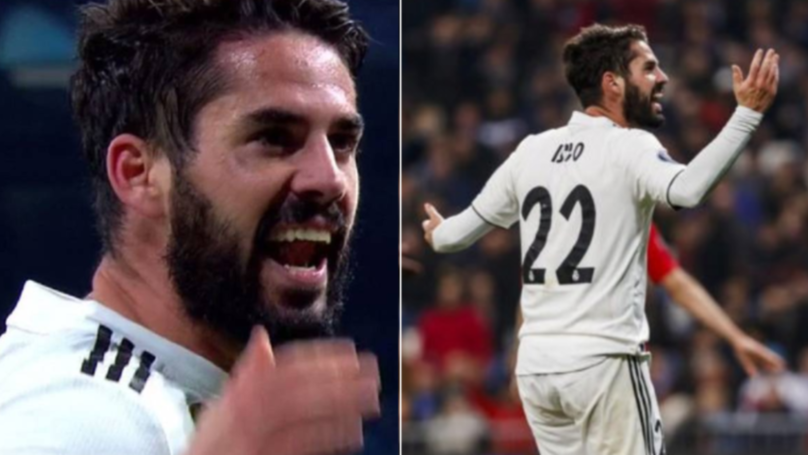 What Isco Shouted At Real Madrid Fans After They Boo Him