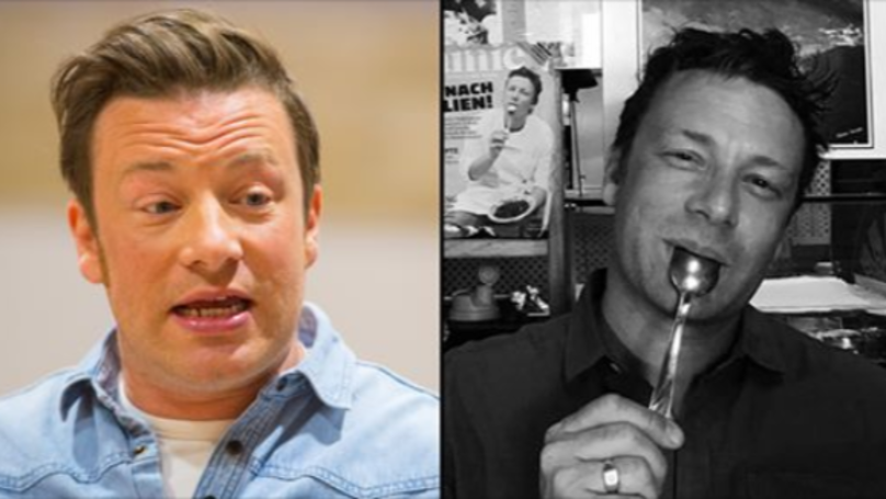 Jamie Oliver Has Been Slated For Admitting He Lets His Kids Eat McDonald's