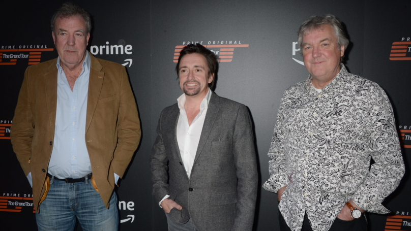 Jeremy Clarkson, Richard Hammond And James May Won't Be Doing Any More Studio Car Shows