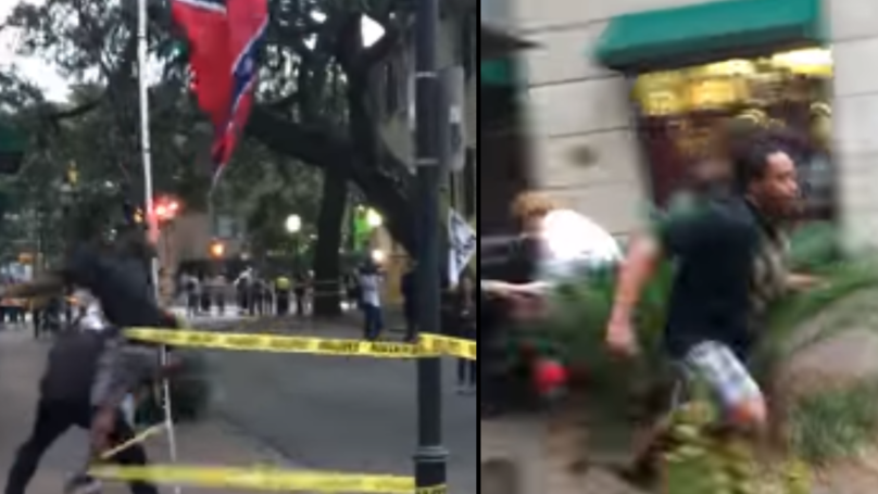 Black Lives Matter Activist Who Ripped Confederate Flag Down Has Been Shot Dead