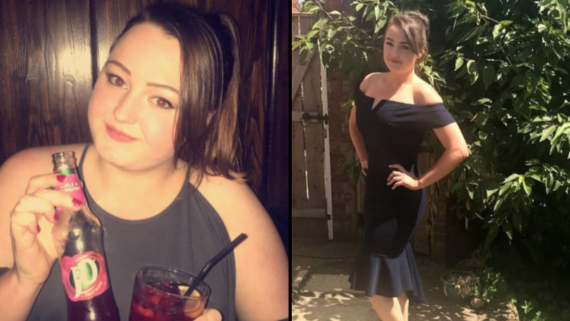Woman Loses Five Stone After Taking Part Go Sober For October Challenge