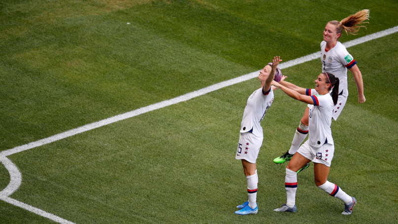 USA Win Women's World Cup 2019