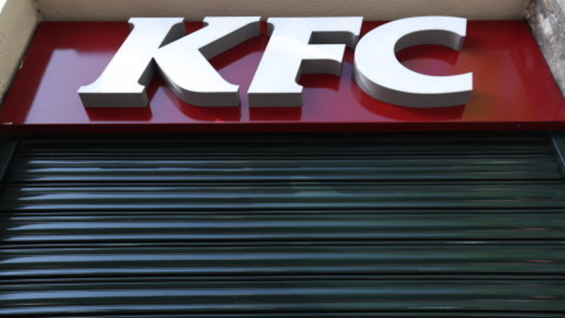 Red Ross Alert As ​KFC Is Going In On The Friends 'Moist Maker' Sandwich With A Catch