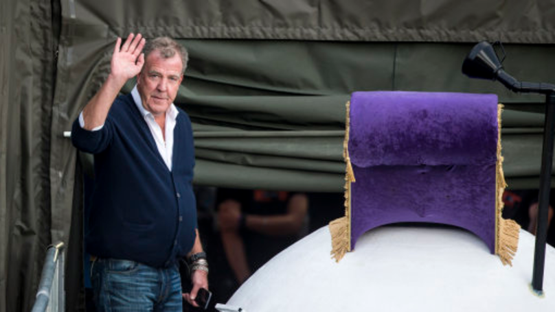 Amazon Boss Claims BBC Sacking Jeremy Clarkson Was The 'Dumbest Thing Ever'