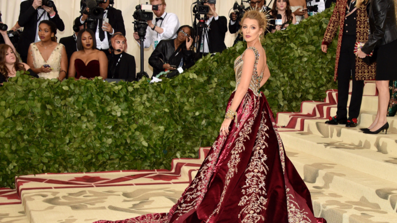 ​Blake Lively's Met Gala Outfit Had Secret Message To Ryan Reynolds