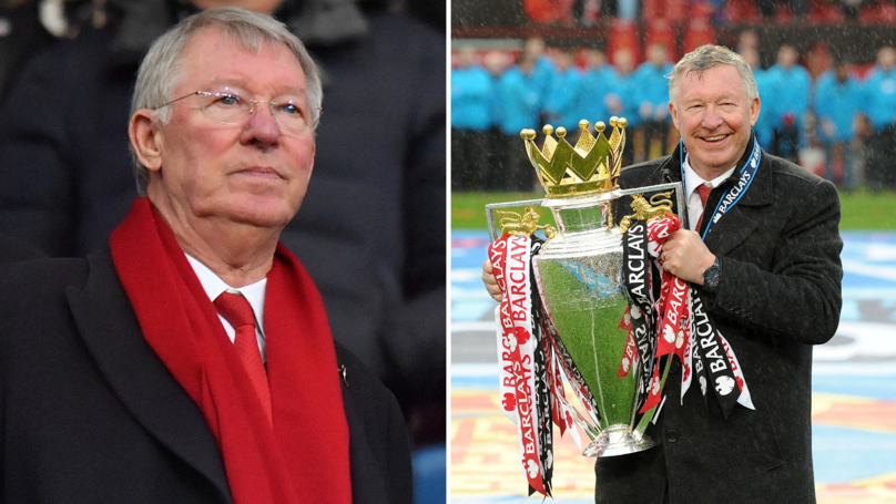 Sir Alex Ferguson Is Still Mad That One Football Great Never Played For Him