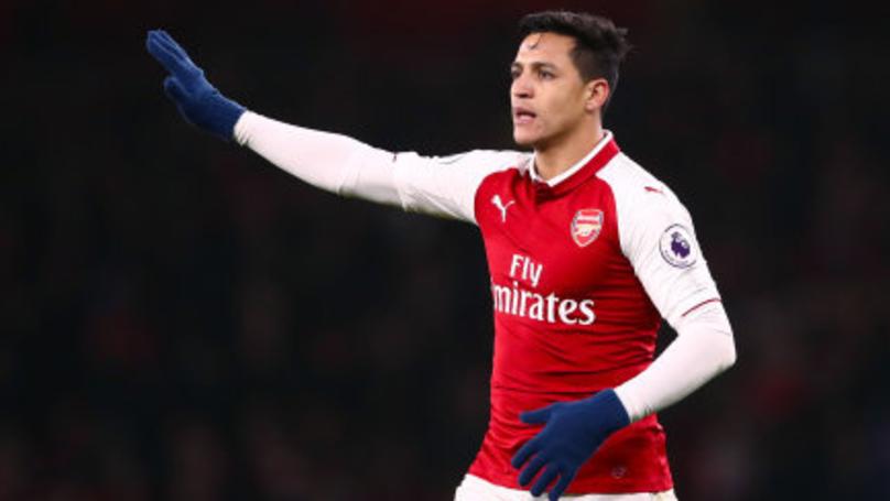 Manchester City Bid £20 Million For Arsenal's Alexis Sanchez
