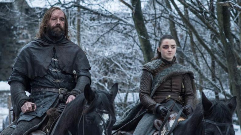 Game Of Thrones Fans Think Arya And The Hound Are The Unsung Heroes
