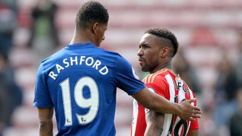 Jose Mourinho Told Marcus Rashford To Pick The Number 19 Shirt