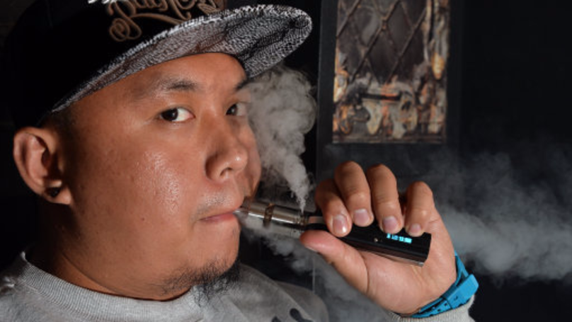 Vaping Could Be Seriously Bad For Your Health