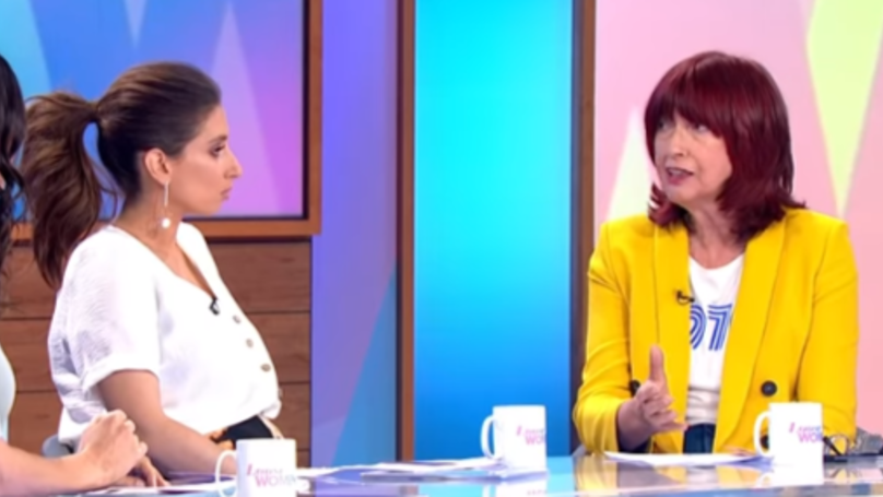 Stacey Solomon Defends Homeschooling Sons In Clash With Janet Street Porter