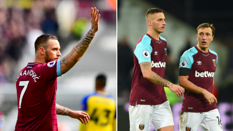 West Ham Post Salty Tweet After Selling Marko Arnautovic To Shanghai SIPG