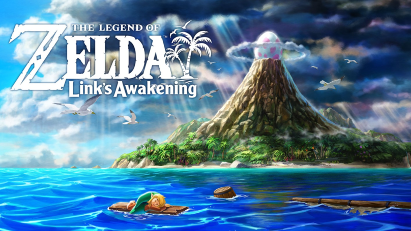 The Switch Remake Of 'Zelda: Link's Awakening' Has A Release Date