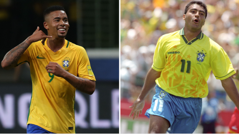 Romario Advises Gabriel Jesus To Have Sex To Bring world Cup Glory