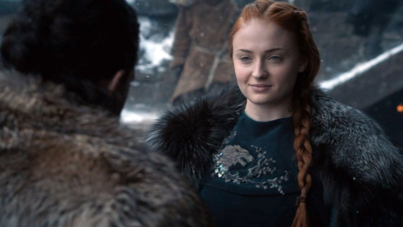 Sophie Turner Reveals Sansa Stark's Transformation Into The 'Warrior Of Winterfell'